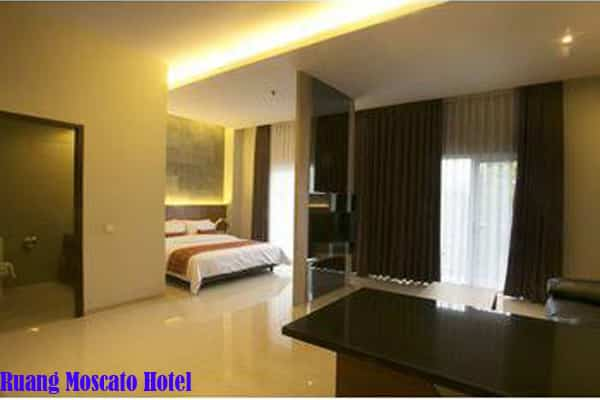 Ruang Moscato Hotel